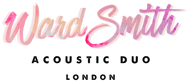 logo for ward smith acoustic duo