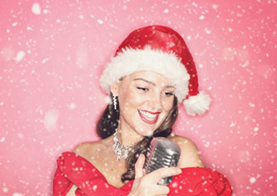 Ward Smith's Victoria performing Christmas Covers with the Band