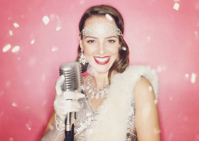Ward Smith's Victoria performing Great Gatsby style Vintage Jazz
